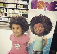 Why representation matters in HOME movie via @mybrownbaby