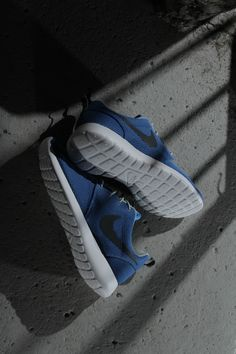516f171bea43 Nike Roshe Run  Blue Adidas Shoes Outlet