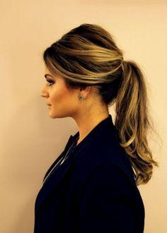 Penteados Simples → Veja aqui os mais simples penteados!!