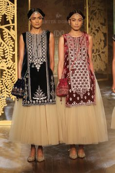 Shop from an exclusive range of luxurious wedding dresses & bridal wear by Anita Dongre. Wedding Dresses For Girls, Indian Wedding Outfits, Indian Outfits, Bridal Dresses, Kurta Designs, Blouse Designs, India Fashion, Ethnic Fashion, Indian Attire