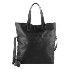 Shopper in Lederoptik  59,99 € <3 Hier kaufen: http://www.stylefru.it/s98307 #Tasche #schwarz