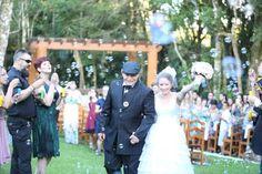Um casamento rústico, ao ar livre, lindo de viver e cheio de inspirações maravilhosas. A Ana Lúcia e o Alan Diego arrasaram na escolha!