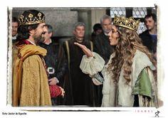 Así se rodó el capítulo 14 de 'Isabel' - RTVE.es