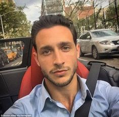 Is this dog-loving, well-dressed NYC doctor the perfect guy? Ideal Man, Perfect Man, Beautiful Men Faces, Gorgeous Men, Beautiful People, Dr Mike Varshavski, Hot Doctor, Male Doctor, Model Face