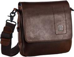 Bodenschatz Sierra Shoulder Bag Espresso - Umhängetasche