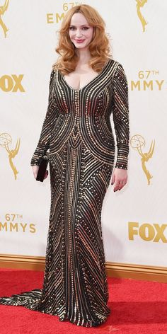 The 7 Celebrities Who Didn t Dress for the 100-Degree Heat at the 2015 Emmys eeb3b2e7a537