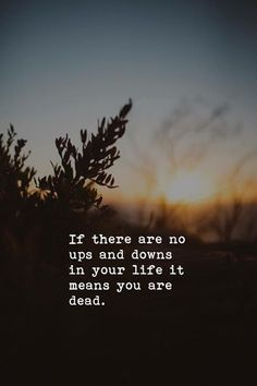 If there are no ups and downs in your life.. via (http://ift.tt/2j29tqI)