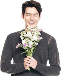 Heart broken after listening to the news,get well soon,oppa. Asian Actors, Korean Actresses, Korean Actors, Kim Woo Bin, Lee Jong Suk, Lee Hyun Woo, Lee Min Ho, Won Bin, Instyle Magazine