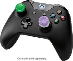 KontrolFreek - FPS Freek Galaxy Analog Stick Extender for Xbox One - Purple, 3807-XB1