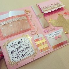 clever snail mail letter ideas - Google Search