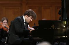Lukas Geniušas plays Wolfgang Amadeus Mozart: Piano Concerto No.20 in D minor – Moscow Soloists Chamber Orchestra, Ayrton Desimpelaere – XV International Tchaikovsky Competition, 2015, Piano / Round 2, Second stage