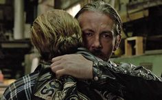 Bet We Can Make You Cry With These Images From the 'Sons of Anarchy' Finale  - Entertainment Weekly