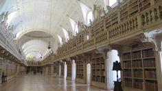 Biblioteca del Palacio Nacional de Mafra (Portugal)