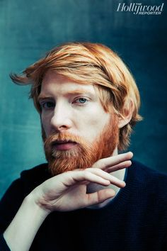 Domhnall Gleeson - The Hollywood Reporter