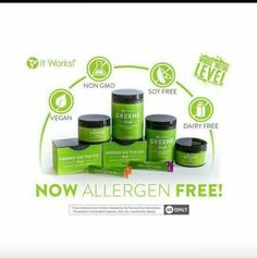 It's time for the #BOOM ‼️ New and improved 💚💪🏼💚👊🏼💚 💥Allergen Free 💥2.5x as many fruits 💥Added Spirulina & Parsley 💥4x the fiber 💥55% more fruits and veggies Message me today to get started on a 90 day challenge! (702)981-5234 #soyfree #vegan #dairyfree #nongmo