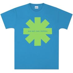 815939338777 #RedHotChiliPeppers Asterisk Groove T-Shirt $40.00 Buy Shirts, Chili, Music  Artists,