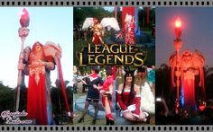 #Vídeo do #EncontroNaTorre de #LeagueOfLegends em #SãoPaulo | www.corujinhalulu.com | #gamer #cosplay #geek #games #game #Video