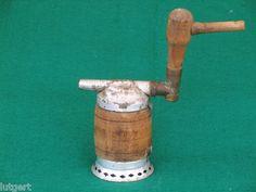 Vintage German Bee Smoker Fogger pipe BeeKeeping wooden mouthpiece, wood body | eBay