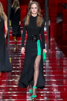 Versace Fall 2015 Ready-to-Wear - Collection - Gallery - Style.com  The Versace show's diversity was better than most MFW shows we've seen, but pretty bad overall considering there were 50+ looks shown  http://www.style.com/slideshows/fashion-shows/fall-2015-ready-to-wear/versace/collection/39