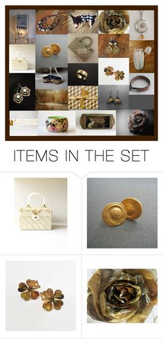 """""""Autumn Collection"""" by crystalglowdesign ❤ liked on Polyvore featuring art and vintage"""