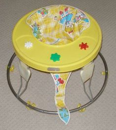 Vintage Graco Baby Walker for decor or doll collection Vintage Pram, Vintage Toys, Retro Vintage, Retro Baby, This Is Your Life, Baby Bassinet, My Childhood Memories, Classic Toys, The Good Old Days
