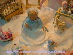 ***Como vestir a un muñeco de porcelana***