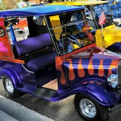 Custom Golf cart~