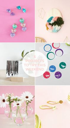 FRIDAY FAVOURITES #75 Diy Paper, Paper Crafts, Diy And Crafts, Arts And Crafts, General Crafts, Silhouette Projects, Paper Goods, Diy Jewelry, Diy Home Decor