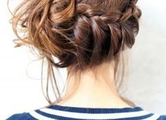 grecian hairstyles - Google Search