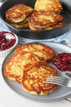 Veggie Cakes, Food Cakes, Vegetarian Cooking, Cooking Recipes, Dinner Recipes, Dessert Recipes, Swedish Recipes, Recipe For 4, What To Cook