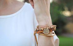 Gift idea! Baseball Lacelet! #baseballlacelet #alexandani #jcrew #accessories