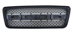 F150 Black Raptor Look Grille for 2004-2008 F150