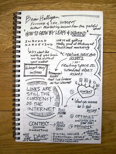Inc. 500|5000 2012 Sketchnotes Page 9 of 15 | by Think Brownstone