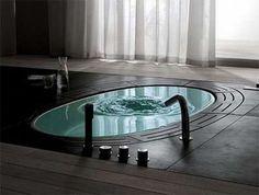 Creative bathtubs - 21 Pics   Curious, Funny Photos / Pictures