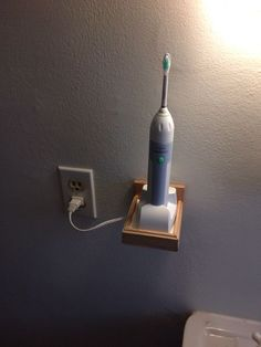 Picture of Electric Toothbrush Holder