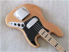 Squier Vintage Modified '70s Jazz, Bass Guitar Fender Bass Guitar, Fender Squier, Guitar Collection, Jazz, Instruments, Vintage, Jazz Music, Vintage Comics, Musical Instruments