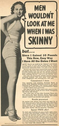 These ads were in the back of movie magazines (the precursor to People and Us) in the 1950s. I was just learning to read and gobbled up this stuff....