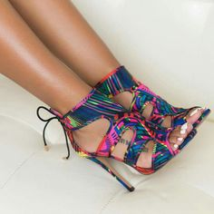 Multicolore shoes