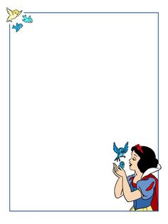 """Snow White - Project Life Journal Card - Scrapbooking. ~~~~~~~~~ Size: 3x4"""" @ 300 dpi. This card is **Personal use only - NOT for sale/resale** Logos/clipart belong to Disney. ***Click through to photobucket for more versions of this card with different Snow White pictures :) ***"""