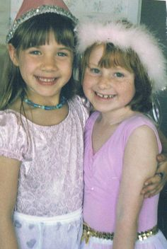 growing up with my best friend bre