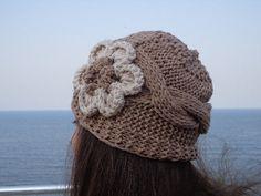 Knit Hat Womens Hat Knit Hat Women Winter Hat by knittingparadise, $19.50