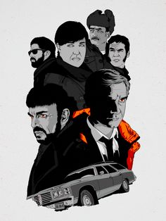 Vector illustration of one of the best 2014 TV series. Sherlock Holmes, Marvel, Cultura Pop, Martin Freeman, Graphic Design Inspiration, Collage Art, Illustrations Posters, Art Sketches, Dibujo
