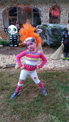 Trolls Family costumes . Princess Poppy . Branch . DJ Suki ...