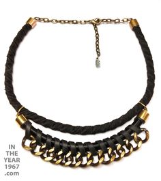 statement necklace from fw12-14 Intheyear1967.com