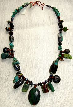Tribal Accessories Bohemian Necklace | Flickr - Photo Sharing!
