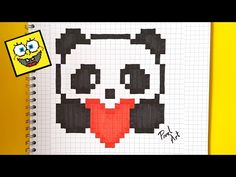Handmade Pixel Art - How To Draw Rainbow Diamond #pixelart - YouTube