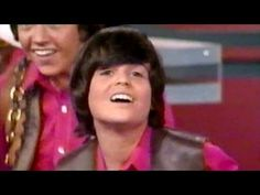 """The Osmonds - """"One Bad Apple"""", multiple 1971 clips edited together."""
