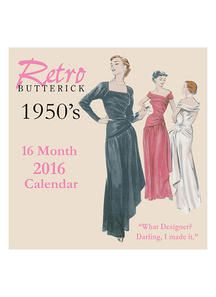 Calendars & Posters | McCall's Patterns