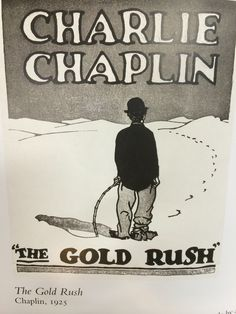 Gold Rush advertising illustration