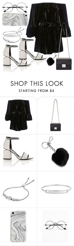 """""""Untitled #2199"""" by sarah-ihab ❤ liked on Polyvore featuring C/MEO COLLECTIVE, Dolce&Gabbana, Alexander Wang, MICHAEL Michael Kors, Michael Kors, Blue Nile, Recover and Chicnova Fashion"""